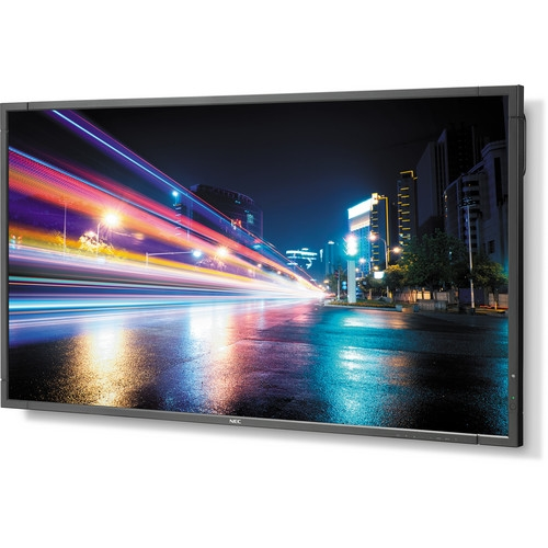 "NEC 70"" LED Backlit Professional-Grade Display with Integrated Tuner - P703-AVT"