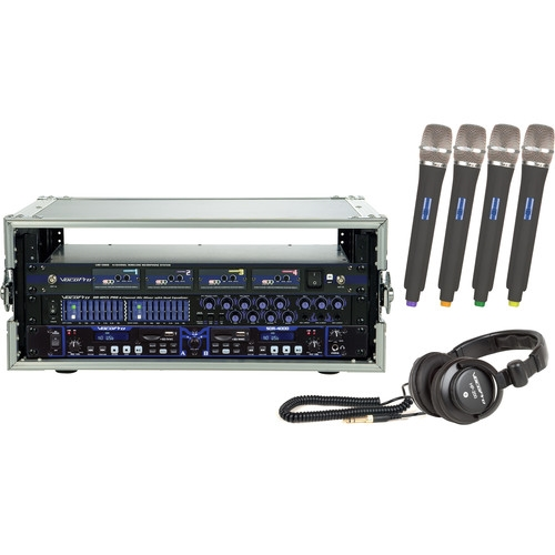 VocoPro Professional Recording System - PASSAGE-4000