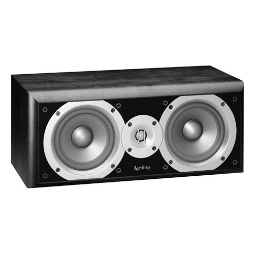 "Infinity 5.25"" 2-Way Passive Center Channel Speaker - PC251BK"