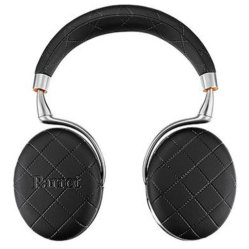 Parrot Zik 3.0 Stereo Bluetooth Headphones & Wireless Charger (Black)  - PF562101  ( COLUMBUS DAY SALE STARTS NOW)