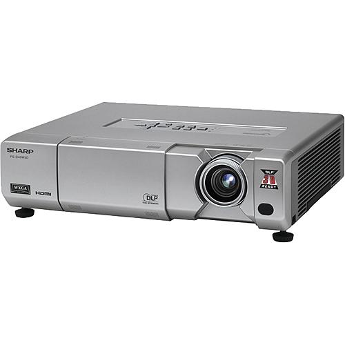 Sharp 1280 x 800 DLP Projector - PGD40W3D