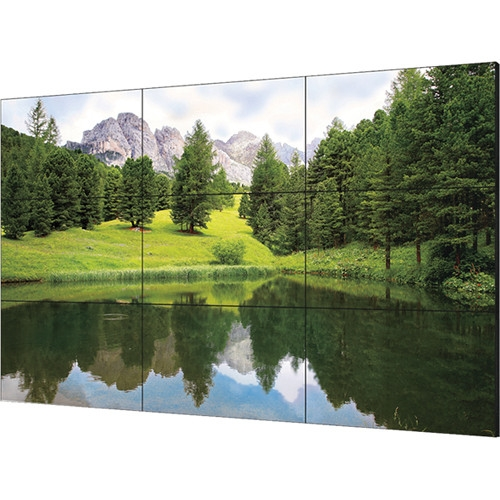 "Sharp 60"" Widescreen LED-Backlight LCD Display - PN-V600A"