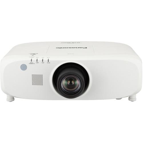 Panasonic WXGA (1280x800) LCD Projector - 5400 Lumens - PT-EW640U