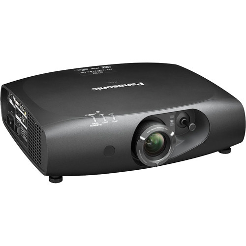 Panasonic Lamp Free 1-Chip DLP Projector with Lens - PT-RW330U