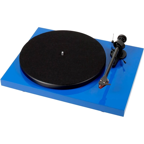 ProJect Debut Carbon DC BLUE - Pro-Ject