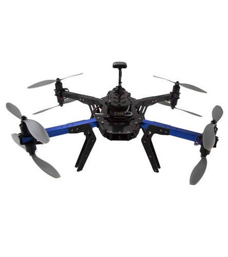 3D Robotics X8+ Octocopter 915MHz - RTF-X8-915