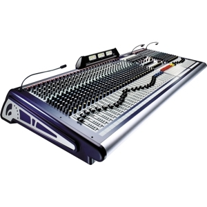 Soundcraft GB8 24 Mono 4 Stereo Live Sound Recording Console - RW5695SM