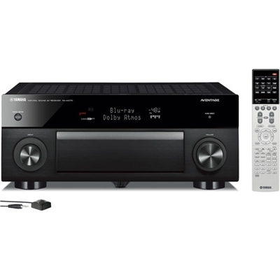 Yamaha AVENTAGE 7.2-Channel Network A/V Receiver - RX-A1070