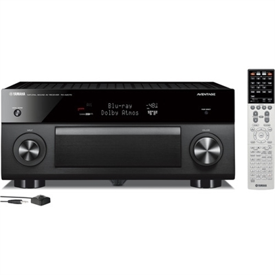 Yamaha AVENTAGE RX-A2070 9.2-Channel Network A/V Receiver - RXA2070BL