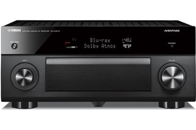Yamaha AVENTAGE 9.2 Channel Black 4K Network AV Receiver - RX-A3070