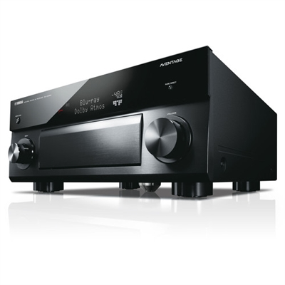 Yamaha AVENTAGE 7.2 Channel Network A/V Receiver - RX-A670