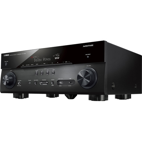 Yamaha AVENTAGE 7.2-Channel Network A/V Receiver - RX-A760BL