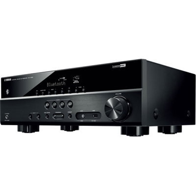 Yamaha 5.1-Channel Network A/V Receiver - RXV483BL