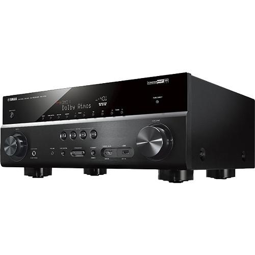 Yamaha 7.2-Channel Network A/V Receiver - RX-V681BL