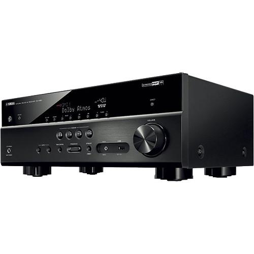 Yamaha 7.2-Channel Network A/V Receiver - RX-V781BL