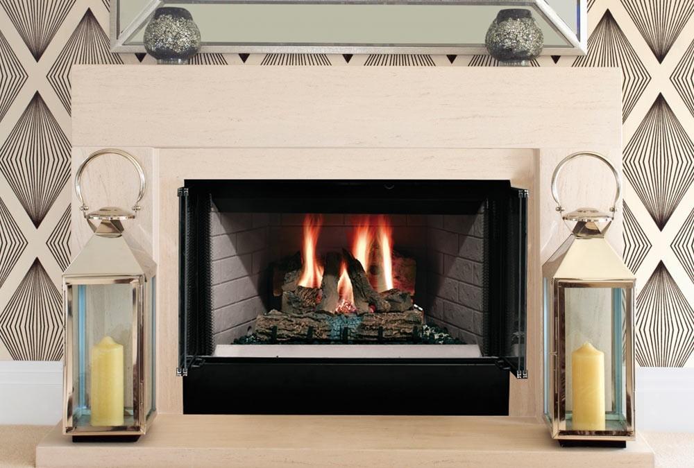 Majestic Monessen Sovereign Wood Burning Fireplace - SA36C
