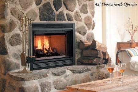 Majestic Sovereign 36 Inch Radiant Fireplace - SA36R