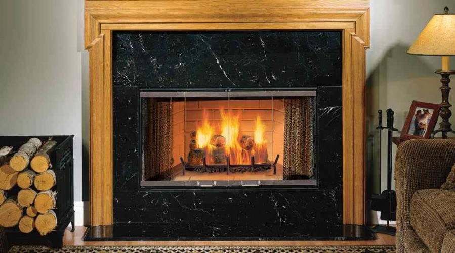Majestic Sovereign 42 Inch Radiant Fireplace - SA42R
