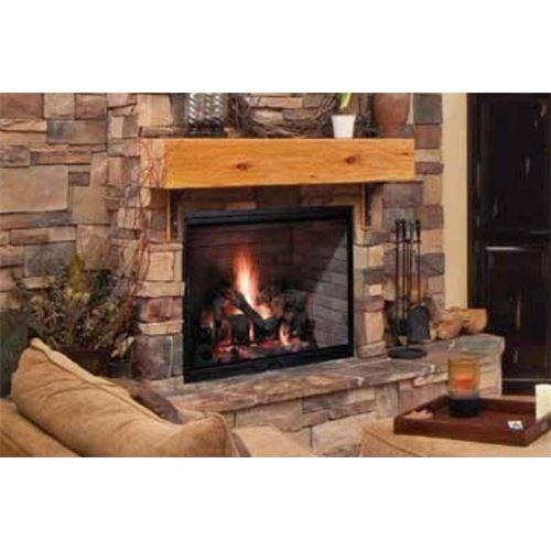 Majestic Biltmore 38 Inch Radiant Wood Burning Fireplace - SB60