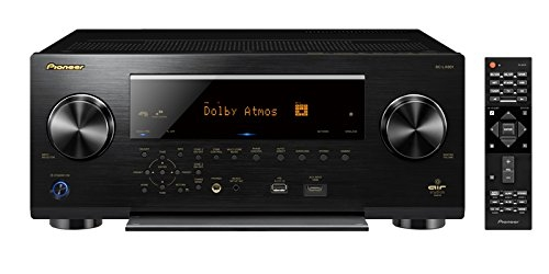 Pioneer Elite 9.2 Channel AV Network Receiver 810W Total Wi-Fi/Black - SC-LX801  ( hannel D3 Network AV Receiver Black - SC-LX801