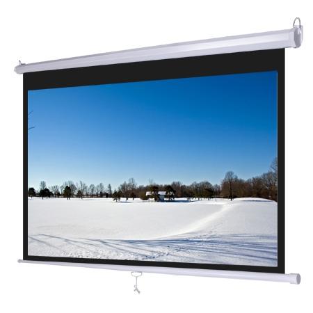 """92"""" Motorized Projector Screen (16:9)"""