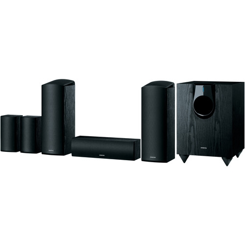 Onkyo 5.1.2-Channel Home Theater Speaker System - SKS-HT594