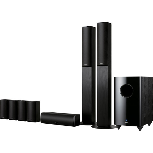 Onkyo 7.1-Channel Home Theater Speaker System - SKS-HT870