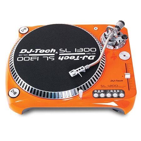DJ TECH - SL1300MK6USB-ORA