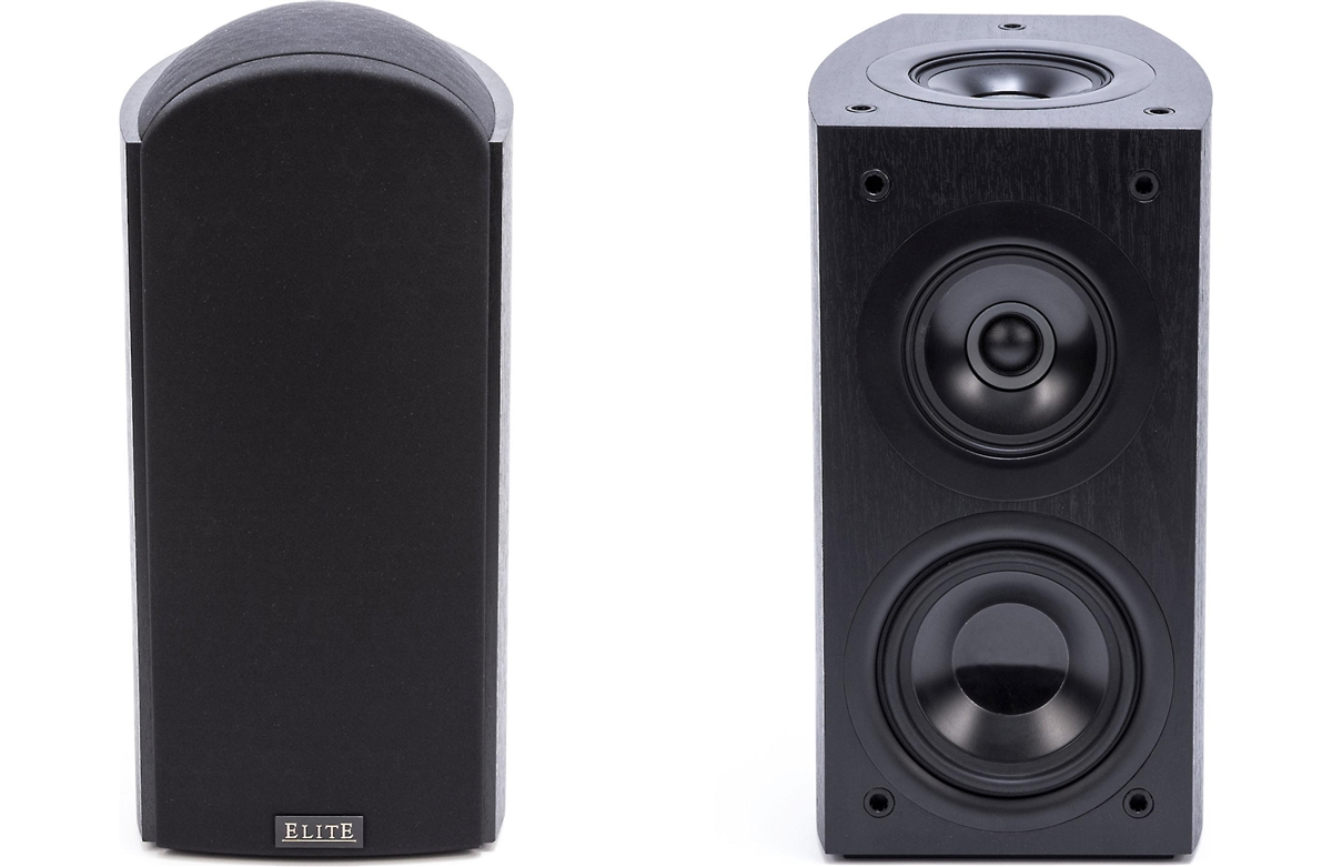 Pioneer Elite Dolby Atmos Enabled Bookshelf Speakers - SP-EBS73-LR