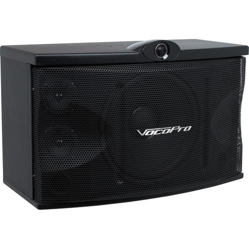 "VocoPro SV Series 12"" 3-Way Vocal Speakers Pair - SV-608"