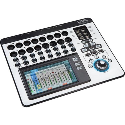 QSC TouchMix-16 Compact Digital Mixer with Touchscreen - TOUCHMIX-16