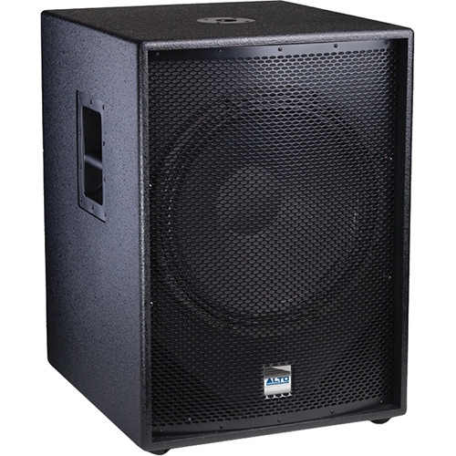 "Alto Truesonic Active 1200W 15"" Subwoofer - TS-SUB15   ( One Left)"