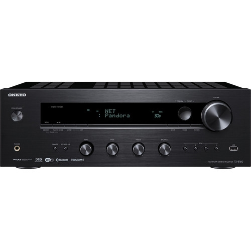 Onkyo Network Stereo Receiver - TX-8160