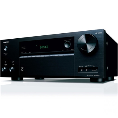 Onkyo  7.2-Channel Network A/V Receiver - TX-NR676