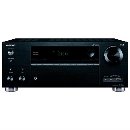 Onkyo 7.2 Channel A/V Wireless Network Receiver with HDCP2.2 HDR & Bluetooth - TX-RZ610