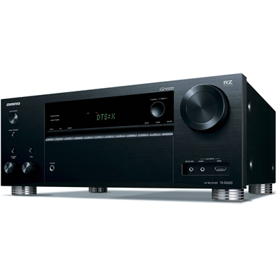 Onkyo 7.2-Channel Network A/V Receiver - TX-RZ620