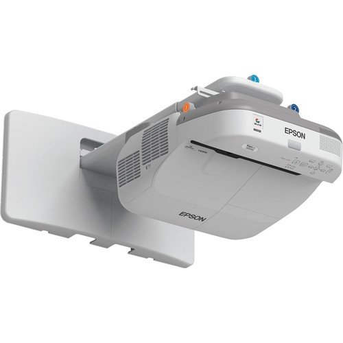 Epson BrightLink 585Wi WXGA HD LCD Projector With Speaker 3300 Lumens - V11H600022