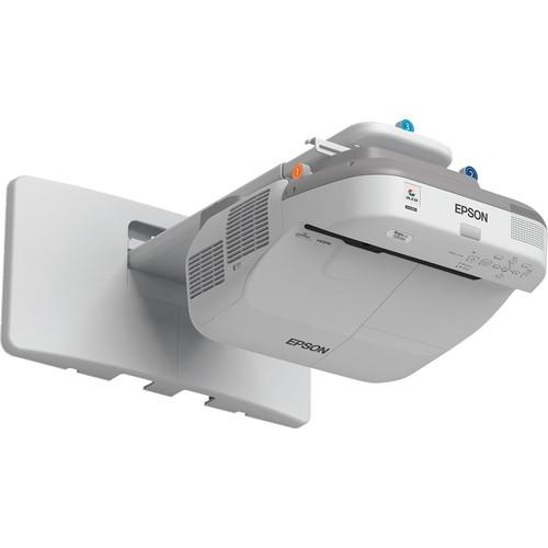 Epson BrightLink 575Wi 2700 Lumen WXGA Ultra Short Throw 3LCD Projector - V11H601022