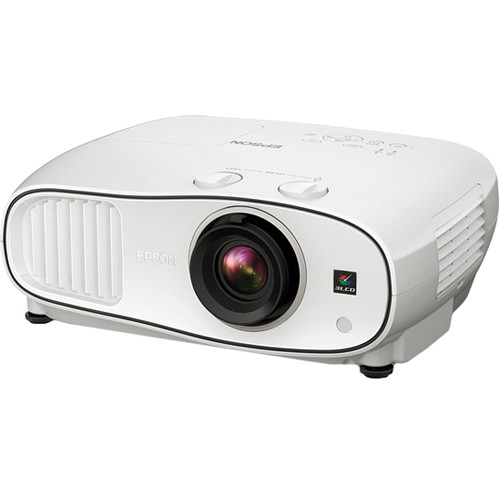 Epson Home Cinema 3500 1080p 3LCD Projector - V11H651020