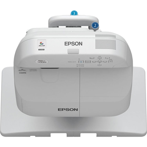 Epson BrightLink  V11HPro 1430Wi Interactive WXGA 3LCD Projector -665520  ( 3 Day Price Blowout )