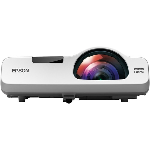 Epson PowerLite 535W 3LCD Short Throctor - V11w ProjeH671020
