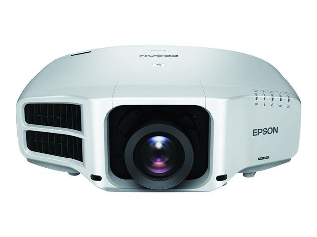 Epson PowerLite Pro G7500UNL WUXGA 1080p LCD Projector 6500 Lumens - V11H750920