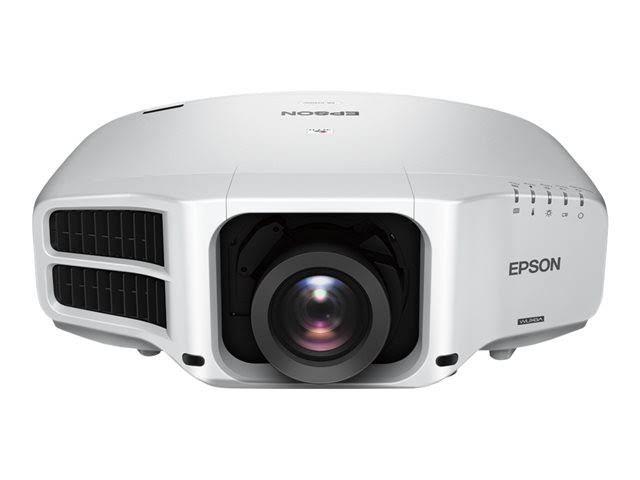 Epson PWRLITEPRO G7400U WUXGA 3LCD Projector with 4K Lens - V11H762020