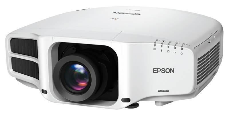 Epson PowerLite Pro G7400UNL WUXGA 1080p LCD Projector 5500 Lumens - V11H762920