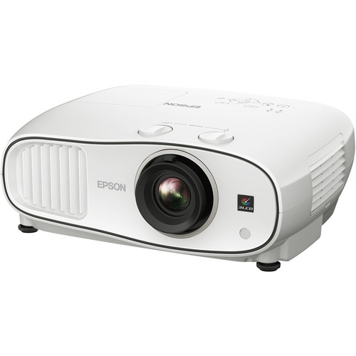 Epson Home Cinema 3700 Full HD 3LCD Home Theater Projector - V11H799020