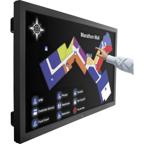 """NEC V-Series 65"""" Full HD Touchscreen Commercial LED Monitor - V652-TM"""