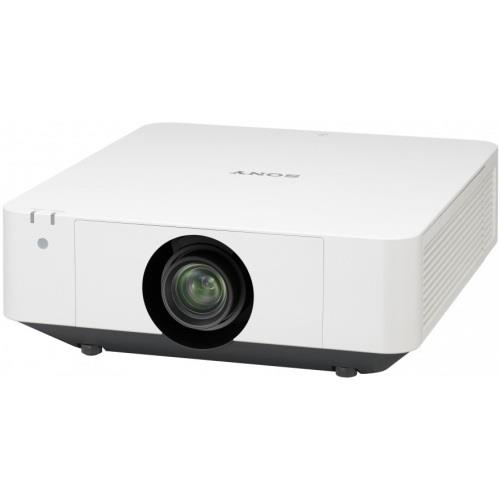 Sony LCD Projector 16:10 Front Ceiling  Laser - VPLFHZ65/W