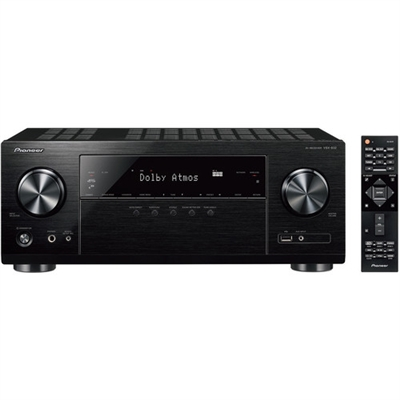 Pioneer 5.1-Channel Network A/V Receiver - VSX-832
