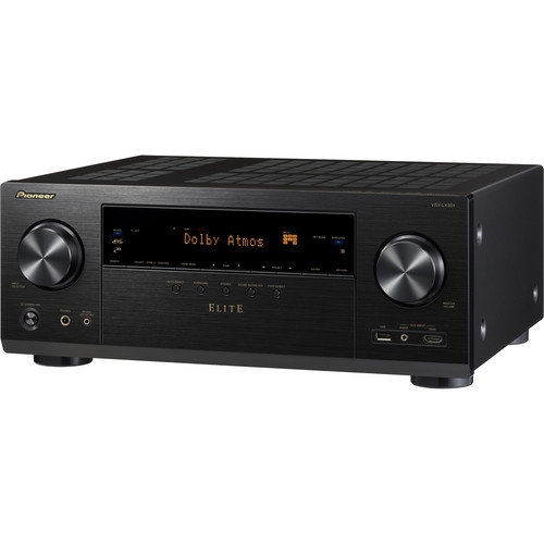 Pioneer Elite 7.2-Channel Network A/V Receiver - VSX-LX301