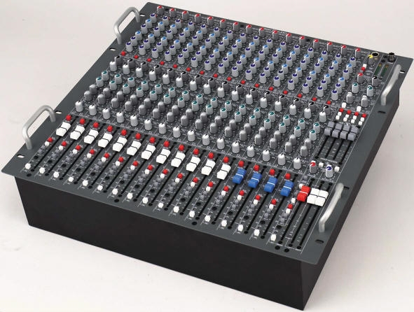Crest Audio X-Series Professional 18 Channel Mixing Console - X18R